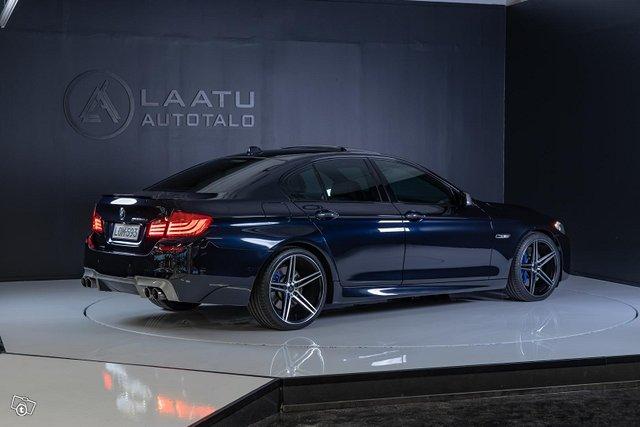 BMW M550d 4