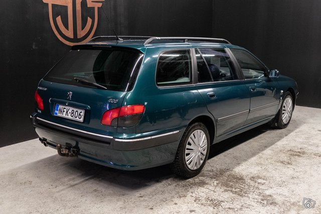 Peugeot 406 7