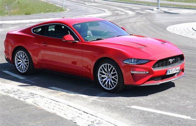 FORD Mustang 23