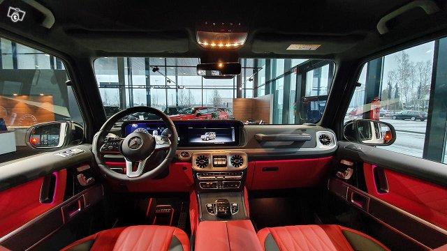 Mercedes-Benz G 5