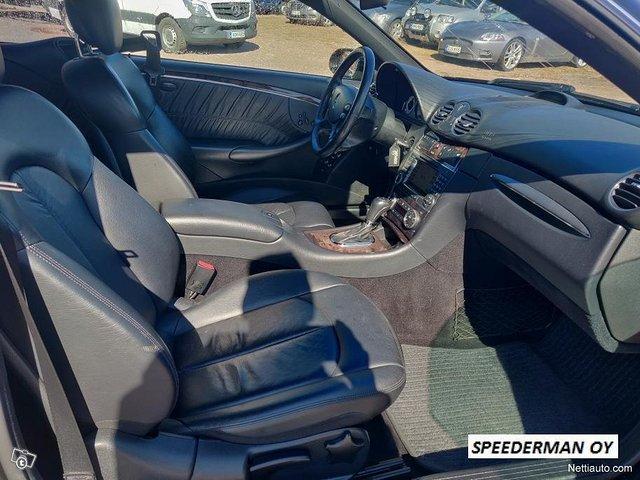 Mercedes-Benz CLK 17