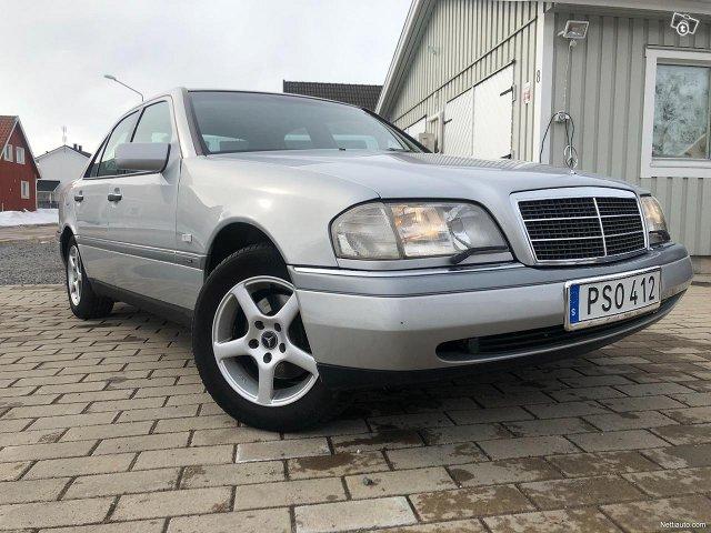 Mercedes-Benz C280 Aut Elegance 193hv, kuva 1