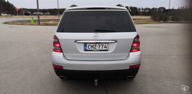 Mercedes-Benz GL 6