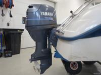 Yamaha F50 AET. Todella Siistikuntoin