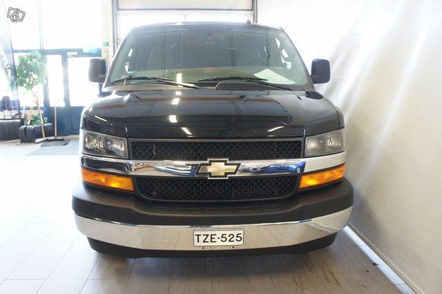 Chevrolet Express 17