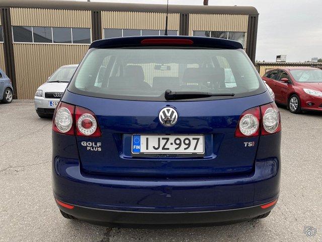 Volkswagen Golf Plus 4