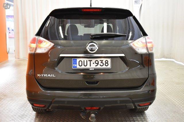 Nissan X-Trail 5