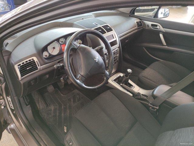 Peugeot 407 9