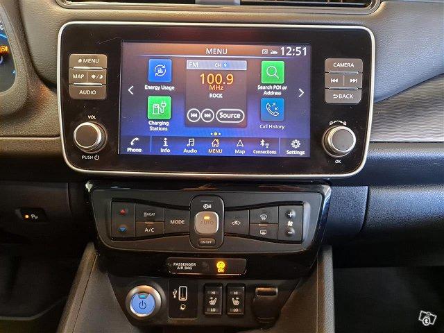 Nissan Leaf 9