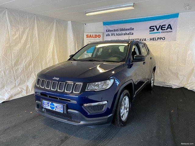 Jeep Compass, kuva 1