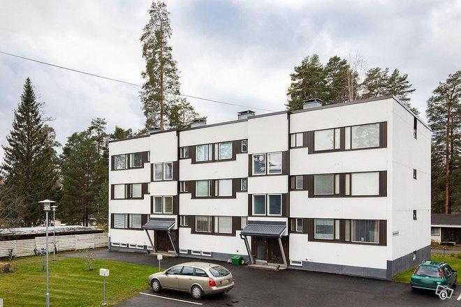 Mikkeli Lehmuskylä Vaahterakatu 10 3h+k+kph+parvek