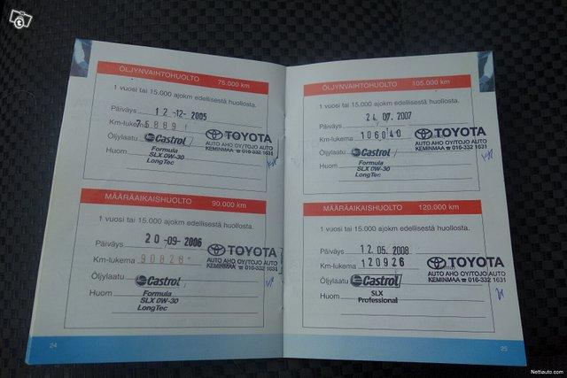 Toyota Corolla Verso 17