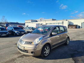 Nissan Note, Autot, Oulu, Tori.fi