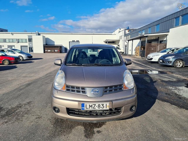 Nissan Note 3