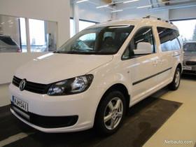 Volkswagen Caddy Maxi, Autot, Kuusamo, Tori.fi