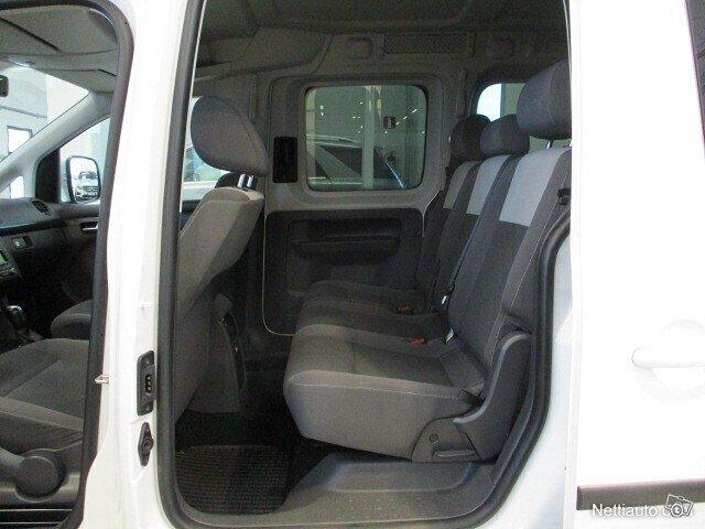 Volkswagen Caddy Maxi 10