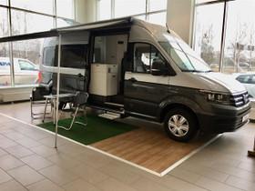 Volkswagen Grand California, Matkailuautot, Matkailuautot ja asuntovaunut, Vantaa, Tori.fi