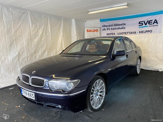 BMW 760 1