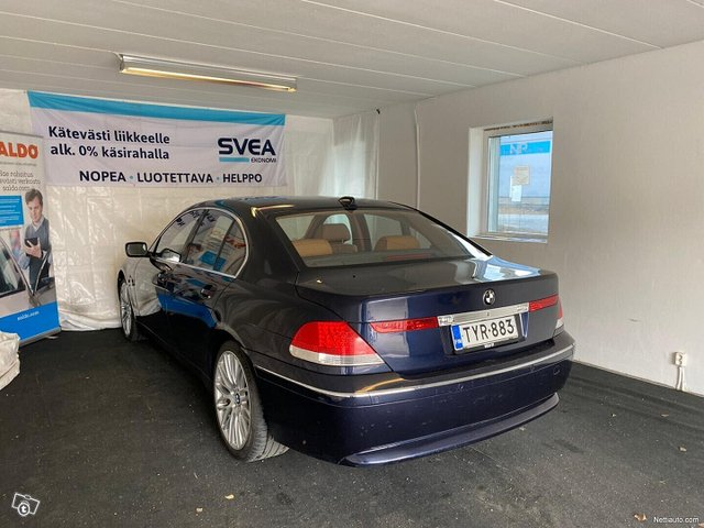 BMW 760 6
