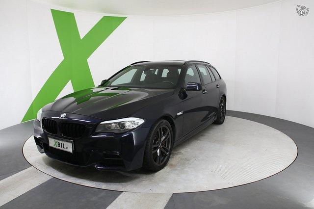 BMW M550d, kuva 1