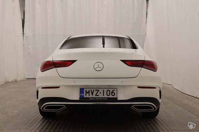 MERCEDES-BENZ CLA 5