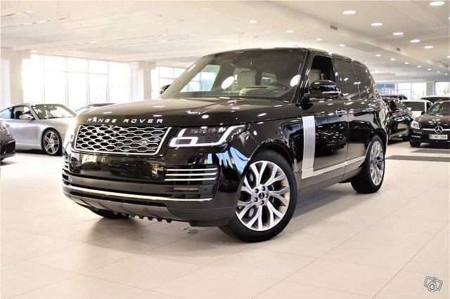 Land Rover Range Rover, kuva 1