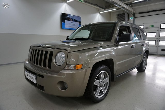 Jeep Patriot, kuva 1