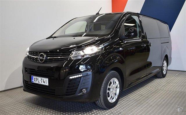 Opel Zafira-e 1