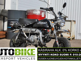 Skyteam Manki, Mopot, Moto, Tuusula, Tori.fi