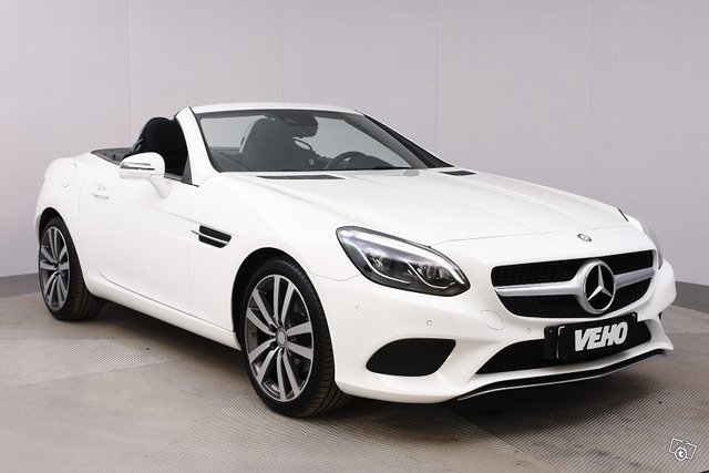 Mercedes-Benz SLC 7