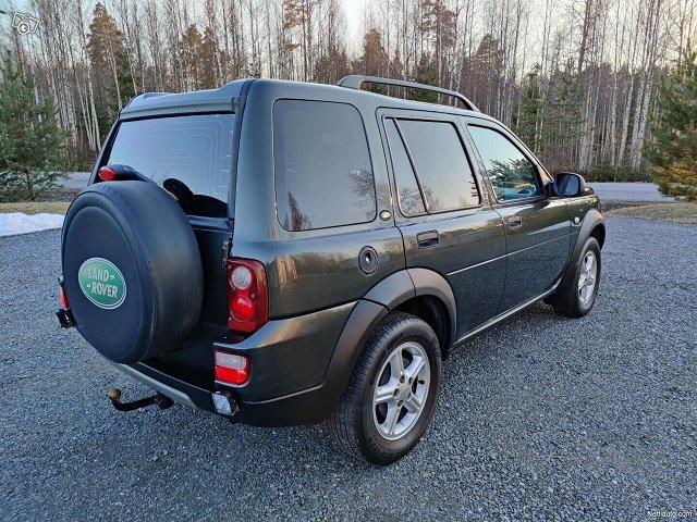 Land Rover Freelander 5