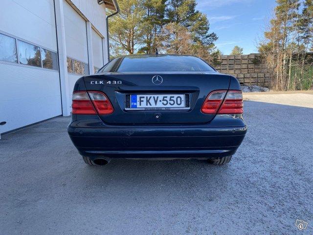 Mercedes-Benz CLK 430 8