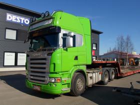 Scania R 500 V8, Kuljetuskalusto, Työkoneet ja kalusto, Oulu, Tori.fi