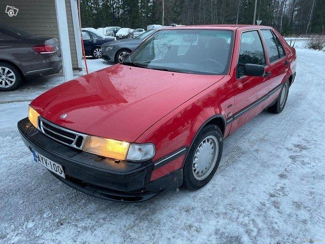 Saab 9000, kuva 1