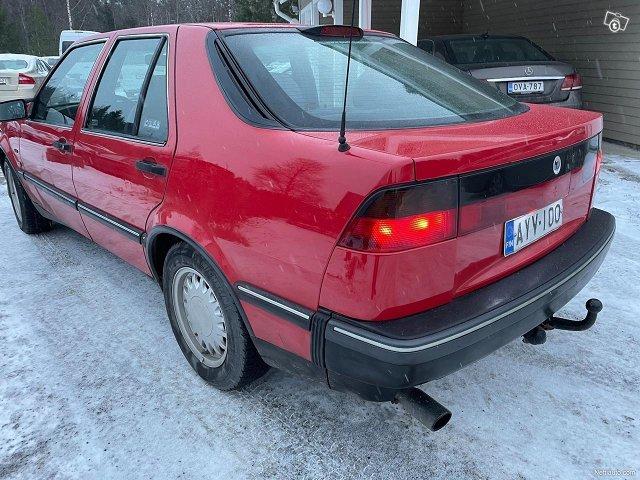 Saab 9000 3