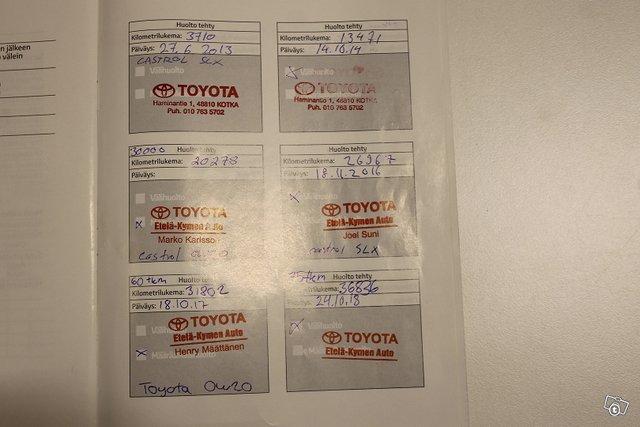 Toyota Verso-S 14