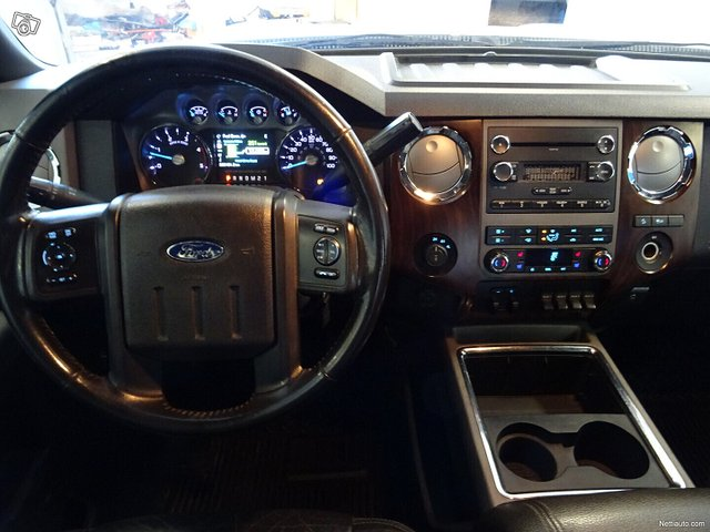 Ford F250 17