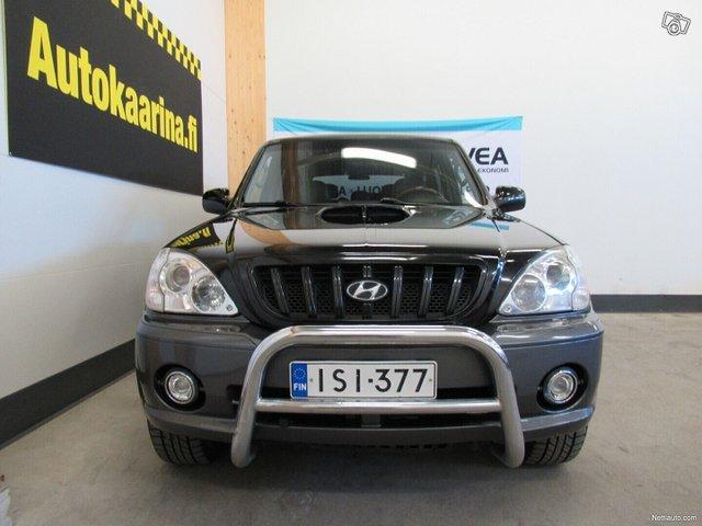 Hyundai Terracan 5