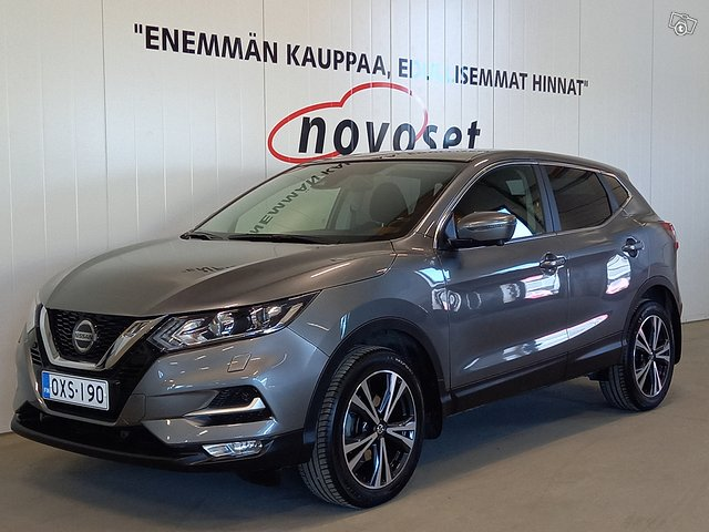 Nissan Qashqai, kuva 1