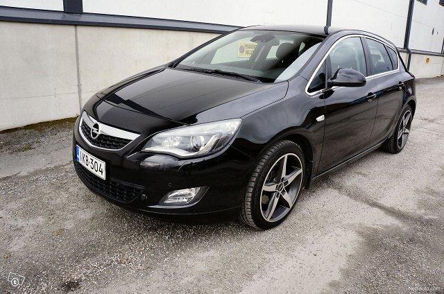 Opel Astra, kuva 1