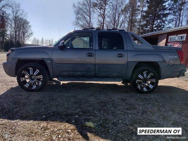 Chevrolet Avalanche 7