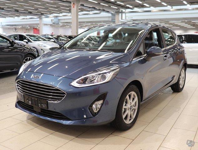 Ford Fiesta 3