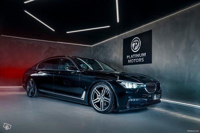 BMW 740 22