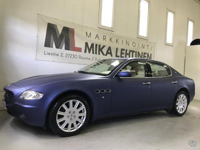 Maserati Quattroporte, kuva 1