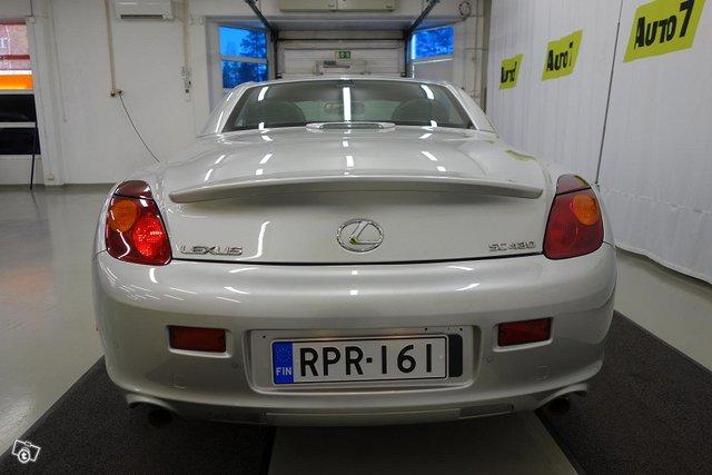 Lexus SC 6