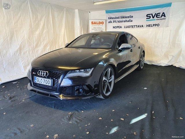 Audi RS7 1