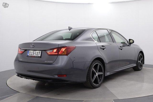 Lexus GS 5
