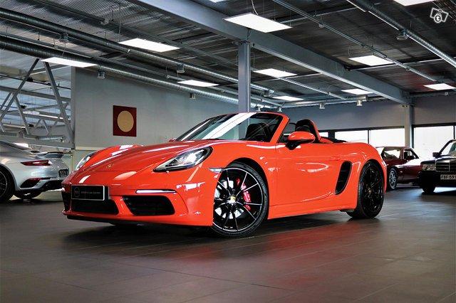Porsche Boxster, kuva 1
