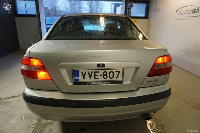 Volvo S40 5