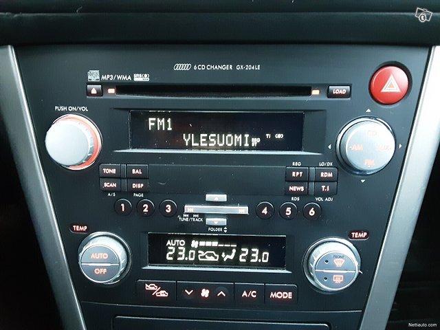 Subaru Legacy 12